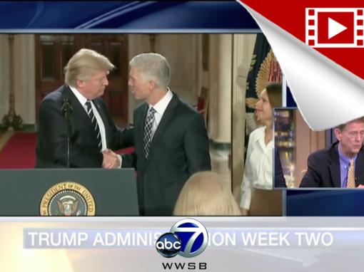 Debating President Trump's 2nd Week