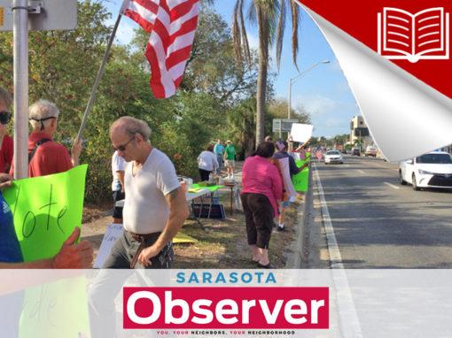 Sarasota GOP Doubles Down On Sanctuary City Criticism