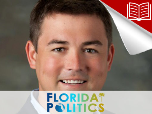 Christian Ziegler Contends The Race For Florida GOP Chair Will Be A Close Contest