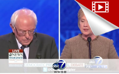 New Hampshire Democrat Debate Recap – Hillary vs. Sanders