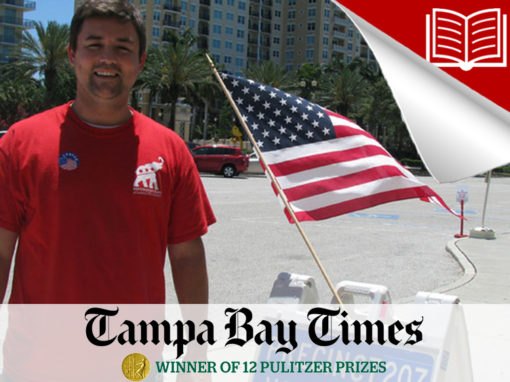 Sarasota Republican Challenges RPOF Chairman For Post