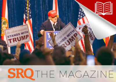 Presidential Central – Florida Offers Republicans The Season''s Greatest Prize.