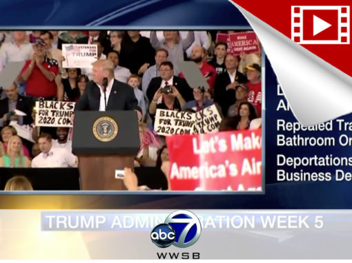 Recapping President Trump's 5th Week