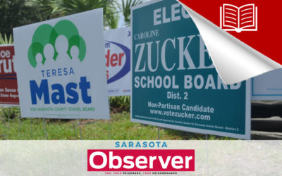 School Board Race: Divided By Party Lines
