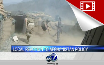 Discussing President Trump's Strategy In Afghanistan