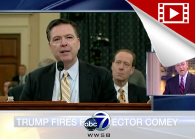 The Hypocrisy By The Left On The Firing Of James Comey