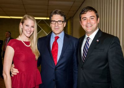 TX Governor Rick Perry