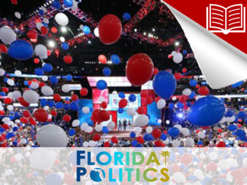 Florida GOP Picks Its Final Delegates To Convention This Summer