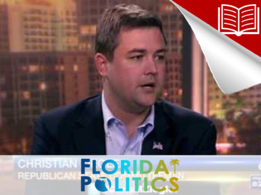 Christian Ziegler Announces His Candidacy For Republican Party Of Florida Chair