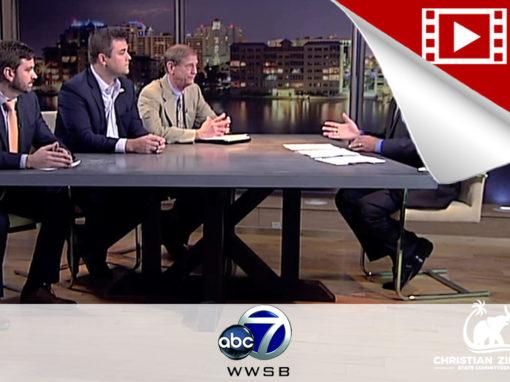 Marco Rubio vs. Patrick Murphy – Debating The Race