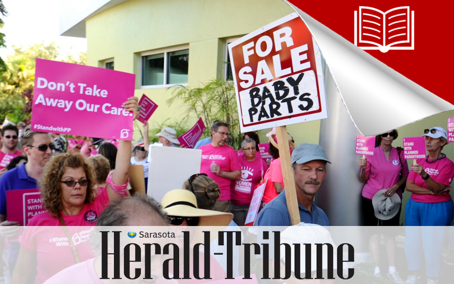 Face-Off At Planned Parenthood