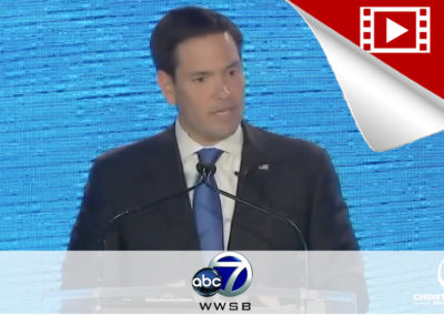 Marco Rubio's Position On Life