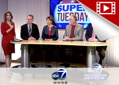 Super Tuesday Reaction (2016)