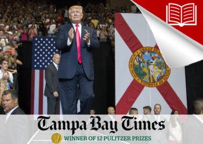 Vocal Donald Trump Critics Picked As Florida Delegates To GOP Convention
