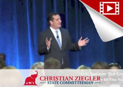 Introducing Ted Cruz & Ted Cruz's Keynote Speech (2014)
